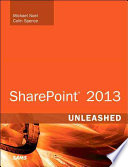 Microsoft SharePoint 2013 Unleashed
