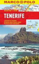 Marco Polo Holiday Map Tenerife