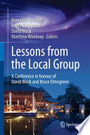 Lessons from the Local Group
