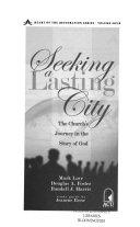 Seeking a Lasting City