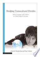 Bridging Transcultural Divides