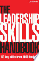 The Leadership Skills Handbook