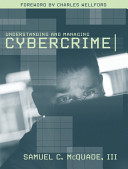 Understanding and Managing Cybercrime