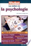illustration Les métiers de la psychologie