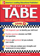 McGraw Hill s TABE Level D  Test of Adult Basic Education
