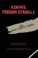 Kenya s Freedom Struggle
