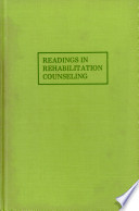 Readings In Rehabilitation Counseling