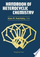 Handbook Of Heterocyclic Chemistry book