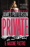 Private   1 Suspect   Free Preview  The First 28 Chapters