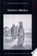 Etnicitet i Bibelen