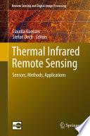 Thermal Infrared Remote Sensing book