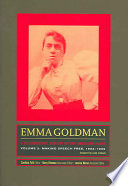 emma goldmans speech Ith speech as my weapon: emma goldman and the first amendment provides teaching materials to support the national standards for history, basic edition (national center for history in the schools.