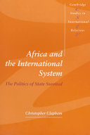 Africa and the International System