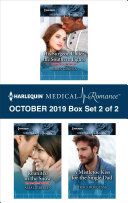 Harlequin Medical Romance October 2019 Box Set 2 Of 2