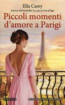 Piccoli momenti d'amore a Parigi Book Cover