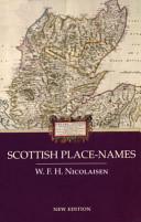 Scottish Place-Names
