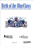 Birth of the Blue Claws