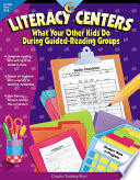 Literacy Centers  eBook