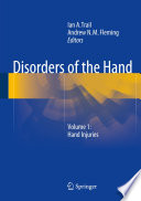 Disorders Of The Hand book