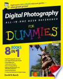 Digital Photography All in One Desk Reference For Dummies