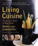 illustration Living Cuisine, The Art of Spirit of Raw Foods