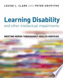 Learning Disability and other Intellectual Impairments
