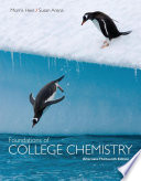 Foundations of College Chemistry  Alternate