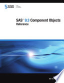 SAS 9.3 Component Objects