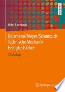 Holzmann Meyer Schumpich Technische Mechanik Festigkeitslehre