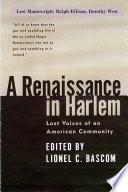 A Renaissance in Harlem