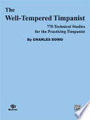 The Well Tempered Timpanist