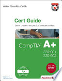 Comptia A 220 901 And 220 902 Cert Guide Academic Edition