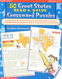 50 Great States Read   Solve Crossword Puzzles