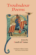 Troubadour Poems from the South of France