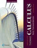 thomas-calculus