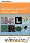 Digital Image Processing  Part II