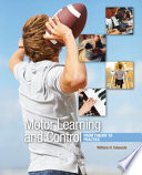 Motor Learning and Control  From Theory to Practice
