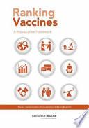 Ranking Vaccines