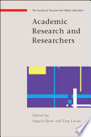Academic Research And Researchers