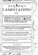 London's Lamentations