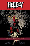 Hellboy Volume 12  The Storm and The Fury