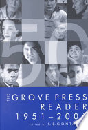 The Grove Press Reader  1951 2001