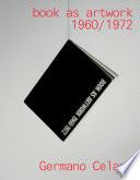 Book as Artwork 1960 1972