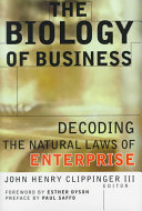 The biology of business