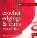 Crochet Edgings   Trims