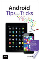 Android Tips And Tricks book