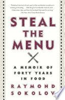 Book Steal the Menu