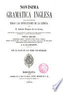 Novisima gram  tica inglesa
