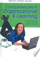 Competencies in Organizational E learning