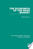 The Economics of the Swap Market Book PDF
